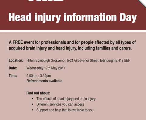 HEAD INFO DAY EDINBURGH